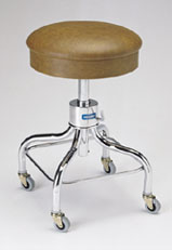 Chrome Stools